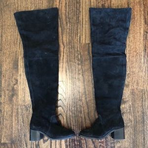 STEVE MADDEN Thigh High Heeled Boots